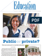 January Education 2013 - North/South Edition