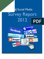 FNJ Social Media Survey
