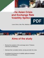asian crisis