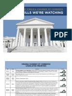 Bills We're Watching - 1 21 2013