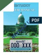 Kentucky-Driver-Manual