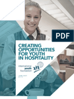 Creating Opportunities for Youth in Hospitality