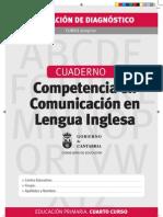 Competencia Ingles Primaria 09 10