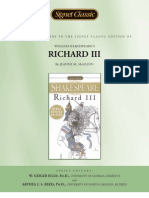 Signet Study Guide Richard III