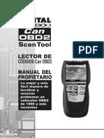 manual de scan tool