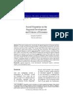 Social Disparities