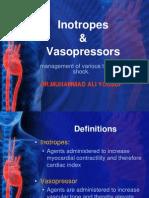 Inotropes and Vasopressors.ppt