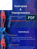 Inotropes and Vasopressors.ppt