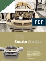 ENCAJAR EL GOLPE Evolucion en dañabilidad y reparabilidad de las carrocerias