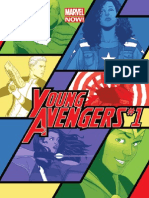 Young Avengers exclusive preview
