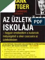 Frank Bettger - Az üzletkötés iskolája