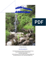 macroinvertebrate communities in small streams in ireland