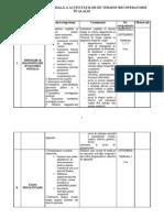 planificare semestriala alalie