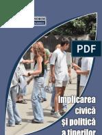Implicarea civica si politica a tinerilor