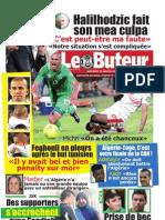 LE BUTEUR PDF du 23/01/2013