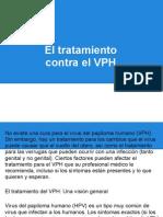 El Tratamiento Contra El VPH