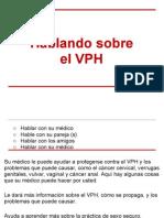 Hablando Sobre El VPH