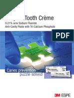 3m toothpaste