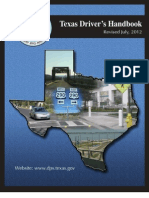 txdps driving manual;