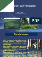 Jarak Tanam & Pengajiran_hariprasetyo_2013