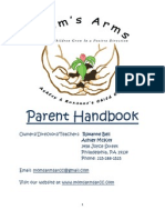 momsarms parent handbook