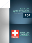 BLS FIRST AIDE