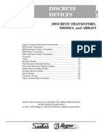 Transistor Datasheet
