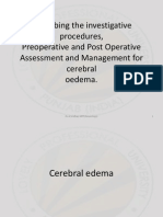 CEREBRAL EDEMA PRACTICAL