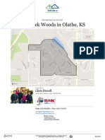 Millcreek Woods Neighborhood Real Estate Report