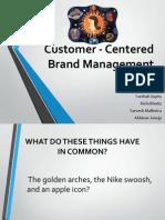 Customer - Centered Brand Management Edit