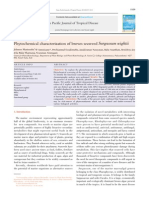 phytochemical screening and characterization