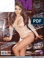 FHM Magazine Philippines November 2012