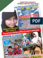 SOAL LATIHAN PRA OSN / KSMN 2013 (SMA/MA)