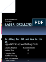 lase drilling