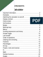 TI-36X Pro Guidebook