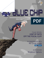 Blue Chip Issue 2 (July-September 2012)