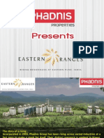 Eastern Ranges - 3 BHK apartments in Mundhwa Styled for the Future