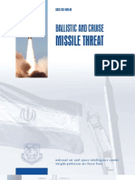 Balistic and cruise missile threat