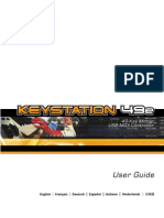 keystation 49E manual