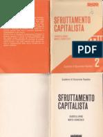 Sfruttamento Capitalista - Quaderno 2