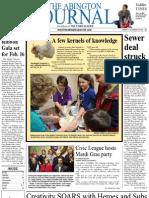 The Abington Journal 01-23-2013