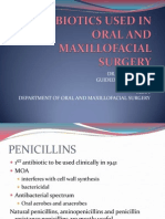 ANTIBIOTICS USED IN ORAL AND MAXILLOFACIAL SURGERY1.pptx