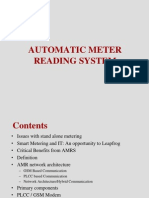 automatic meter reading ppt