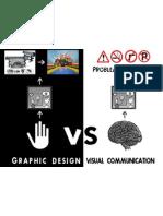 Graphic Design vs Visual Communication Design