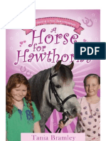 Horse for Hawthorns by Tania Bramley