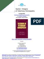 Textbook of Veterinary Homeopathy John Saxton.03003 2Introduction