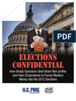 Elections Confidential