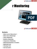 Server Monitoring Document