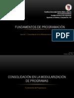 Fund. de Programación - Tema 1