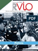 Revista Urvio No. 2 (Policía)
